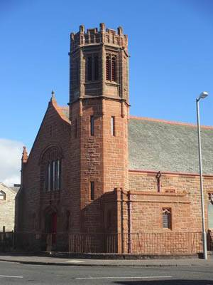 ardeer church